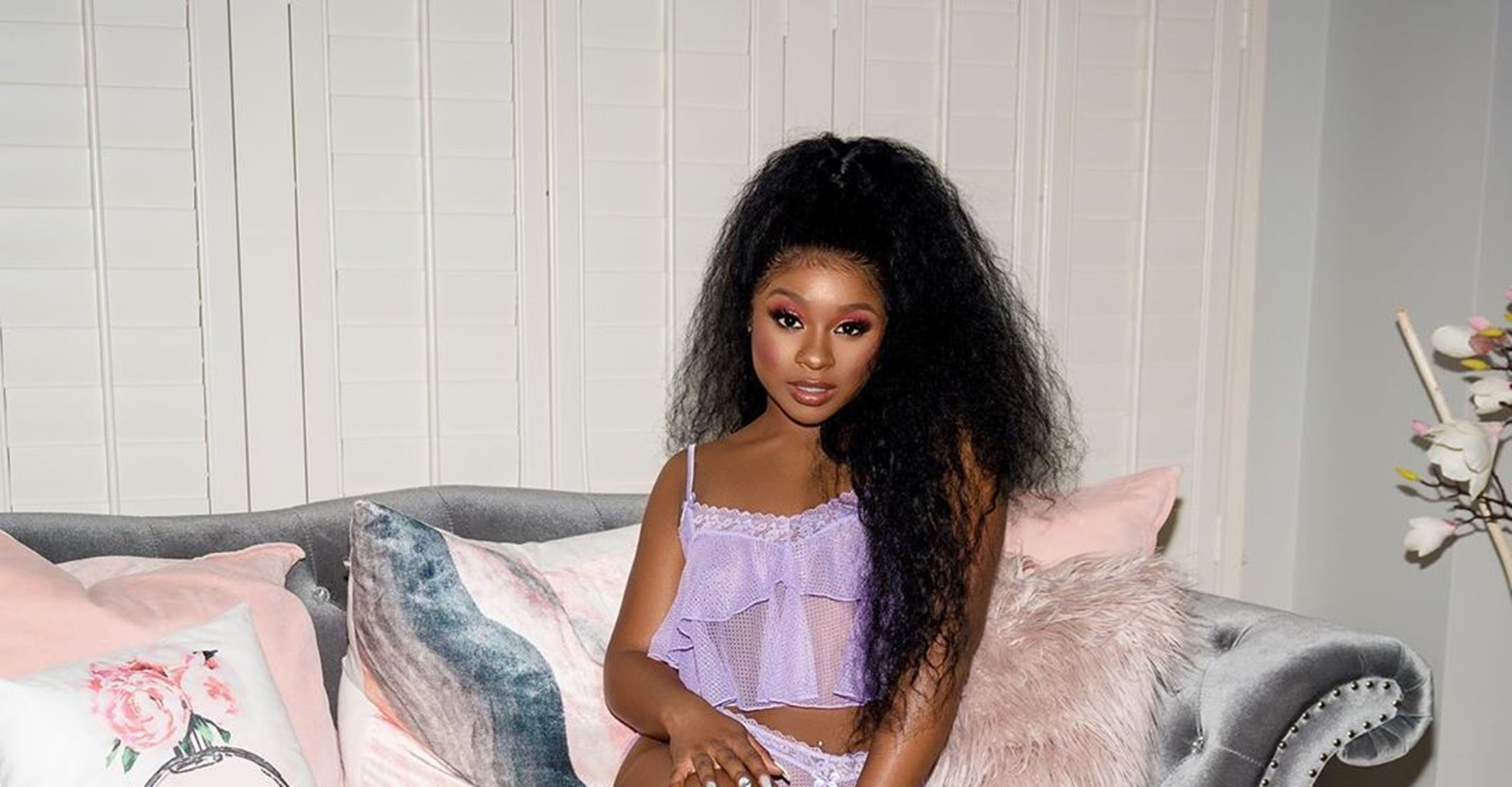 Reginae Carter Toya Johnson Lil Wayne YFN Lucci