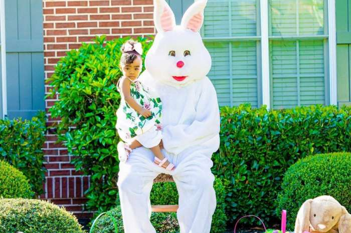Toya Johnson And Fiancé Robert Rushing Gave Their Daughter The Ultimate Easter Gift -- Photos Have Fans Calling Them Parents Of The Year