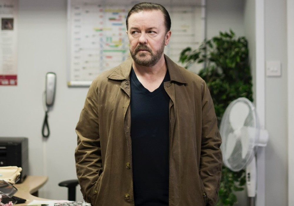 Ricky Gervais Calls Out Celebrities For Lecturing 'Normal Nobodies' About COVID-19
