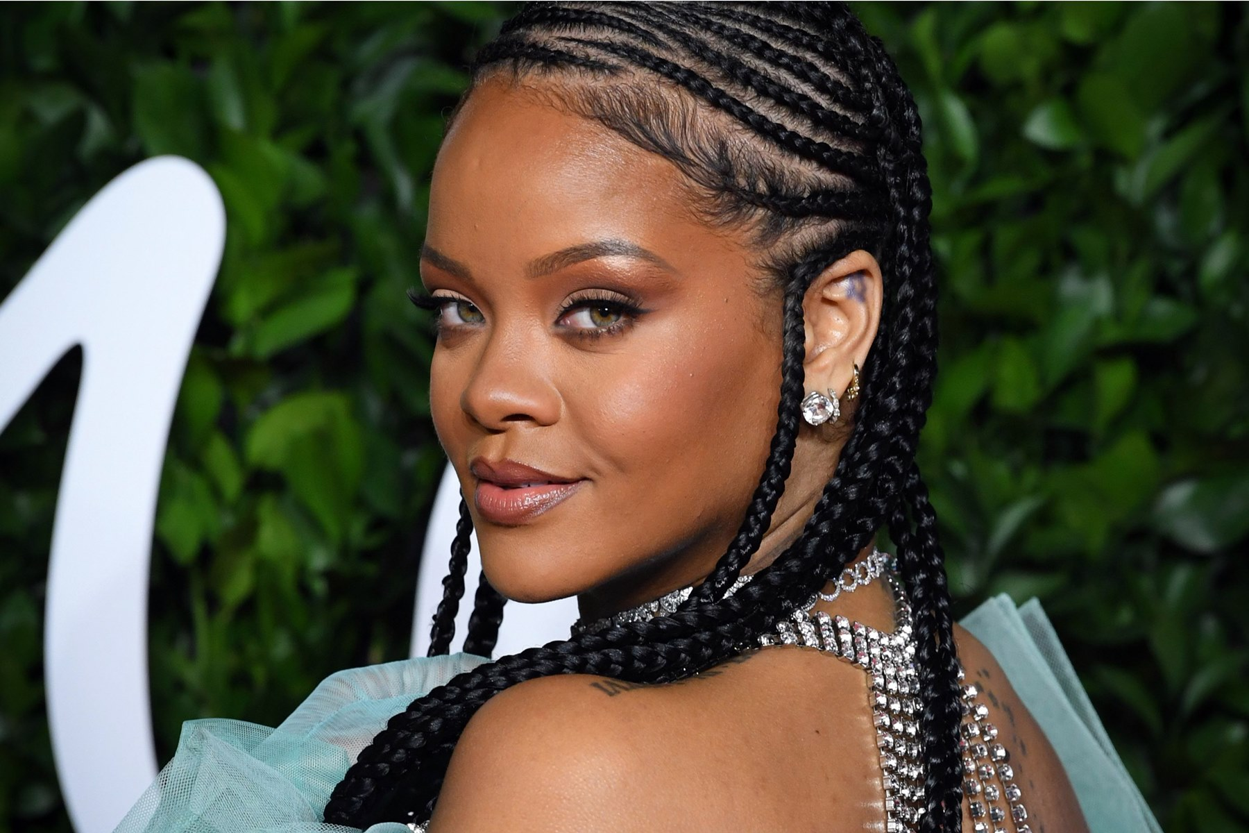Rihanna Almost Bares It All In New Video While Giving A ...