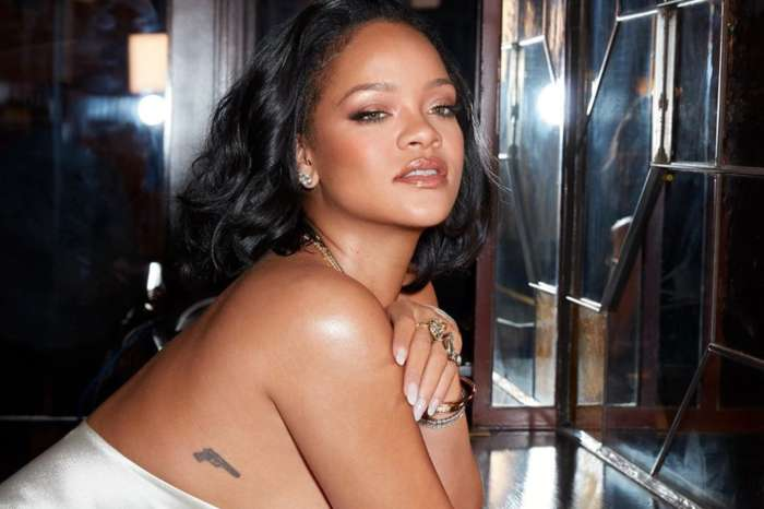Rihanna Breaks The Internet As She Drops Her Clothes In New Savage Campaign Photo -- Zendaya And Normani Could Not Resist Her Alluring Glow, Will Ex-Boyfriend Chris Brown React?