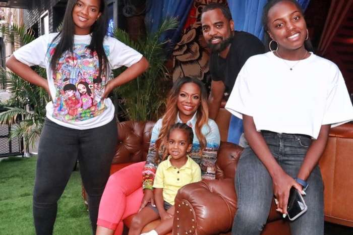 Kandi Burruss Makes Fans Happy With This Throwback Family Pic For Blaze Tucker's Baby Shower – People Love To See Kaela And Riley