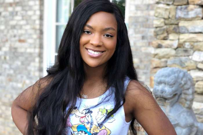 Kandi Burruss's Daughter, Riley Burruss Shocks Fans: She Cut All Of Her Hair! She's Now Rocking An Afro - See Her Video
