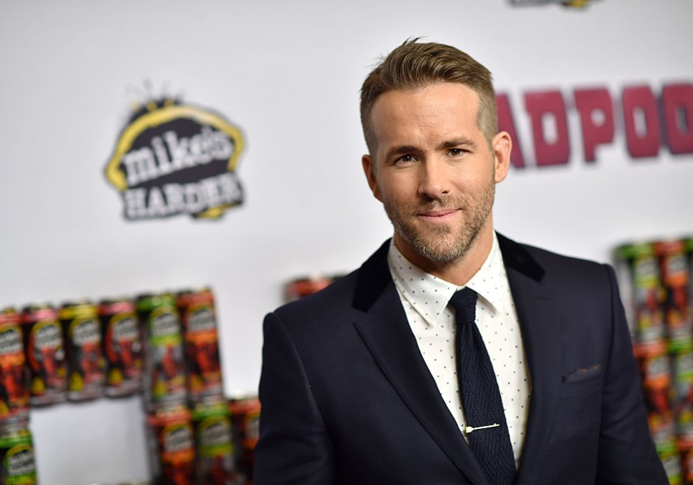 Ryan Reynolds Jokes That He Is 'Mostly Drinking' While In Self-Quarantine With Wife & Three Daughters