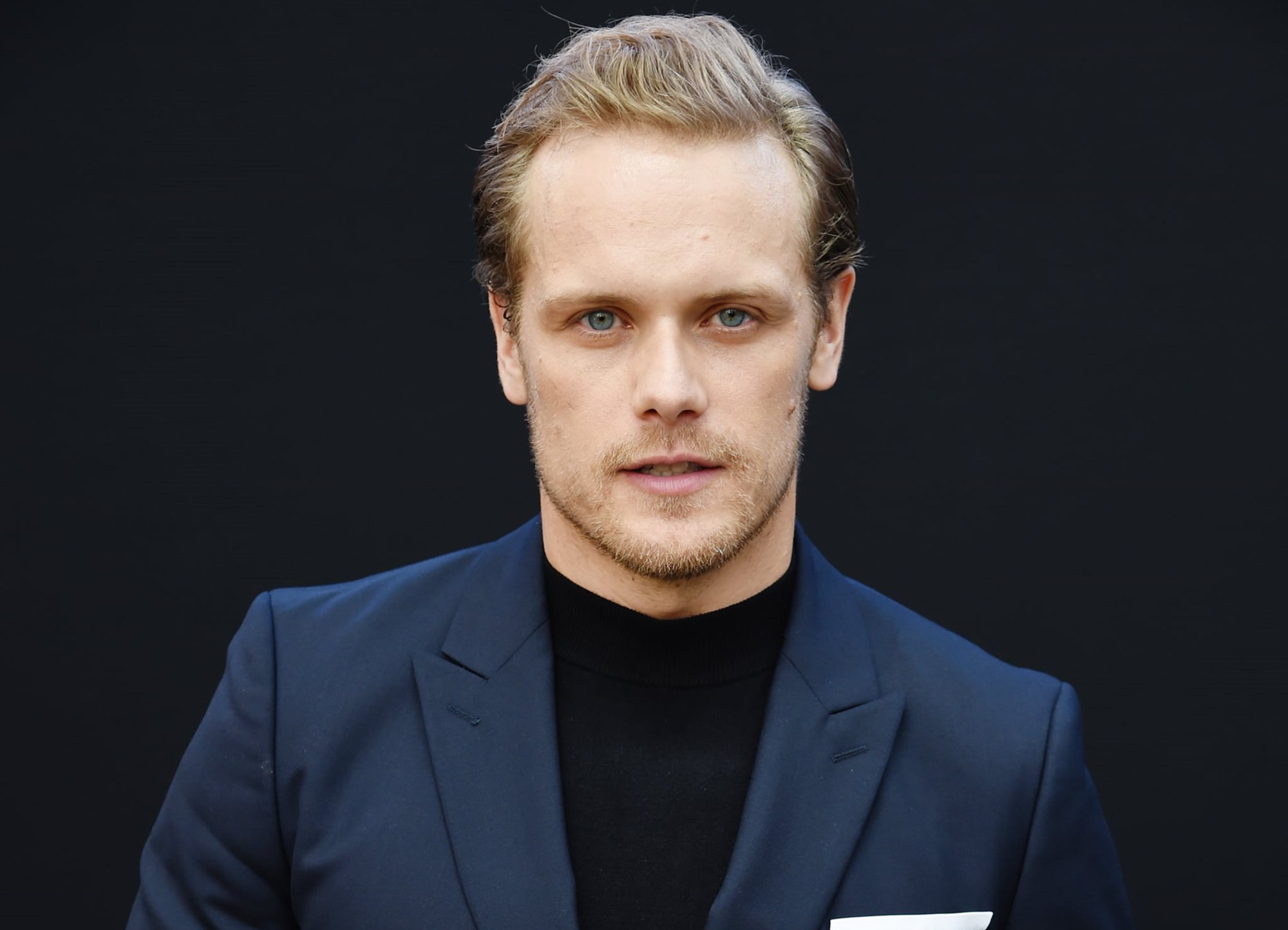 Sam Heughan 'Outlander' Star Takes On Bullies