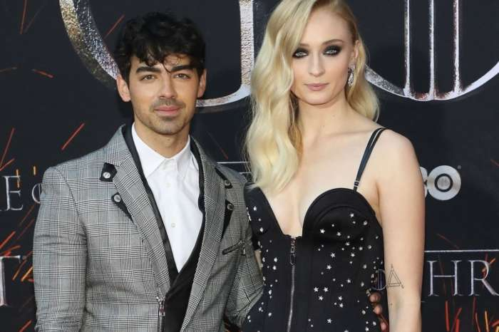 Sophie Turner Loves Self-Isolating With Joe Jonas - 'This Is Great For Me'