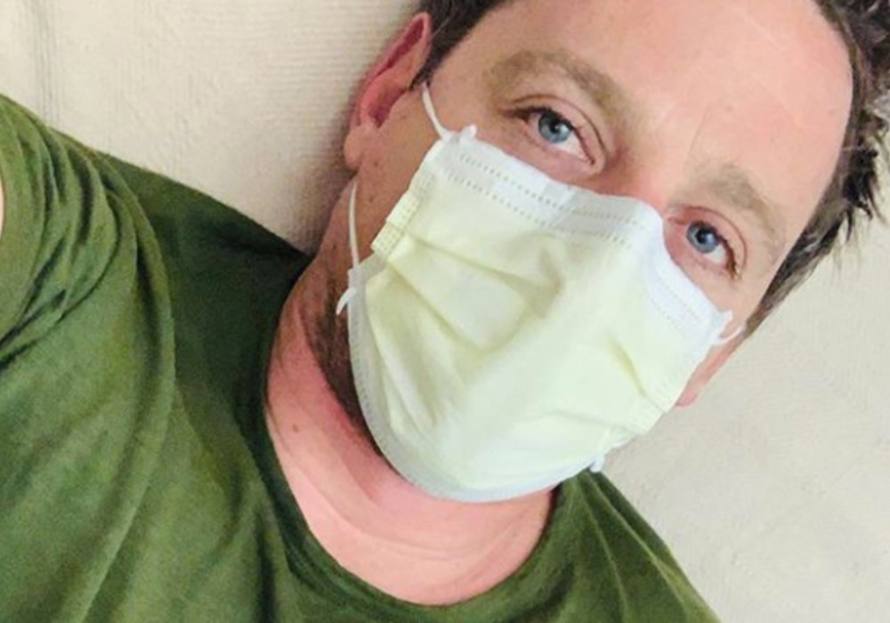 Sturgill Simpson Tests Positive For COVID-19 One Month After He First Started Showing Symptoms