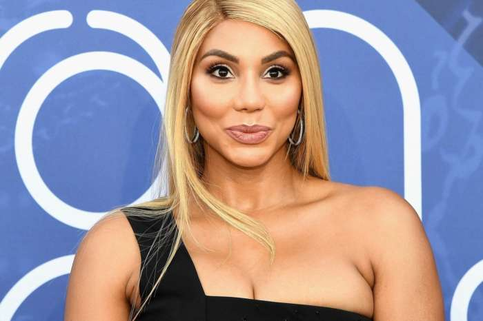 Tamar Braxton Reveals Her Dream Wedding As Boyfriend David Adefeso Gets Ready To Spill All The Tea On Their Romance