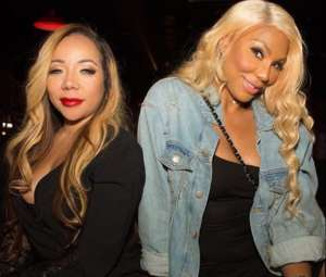Tiny Harris Has Tamar Braxton On Her And Shekinah Anderson's Live Video And Things Go Crazy - Check Out The Video