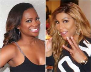 Tmar Braxton Says She Sounds Nothing Like Kandi Burruss When She Sings -- Was She Being Shady?