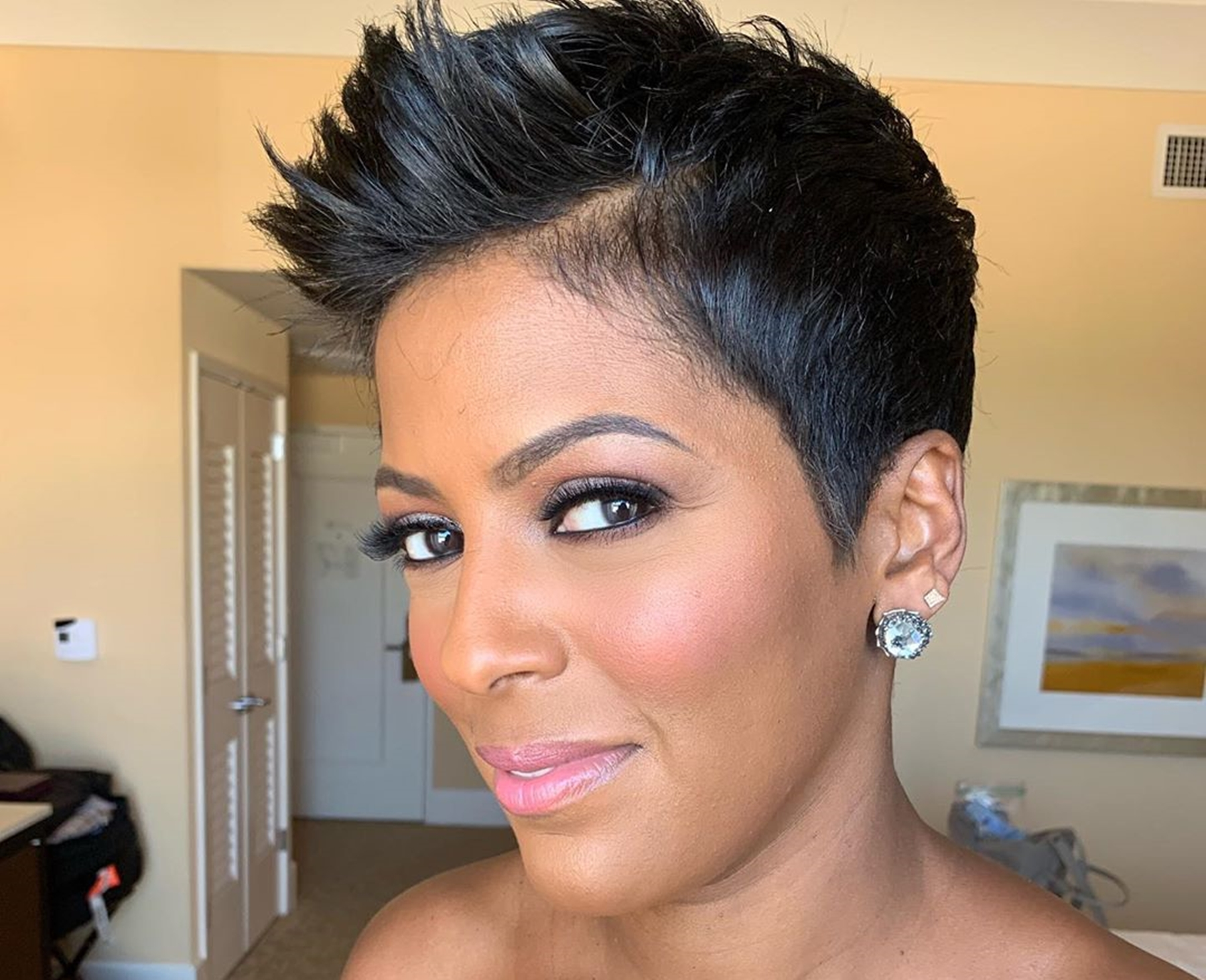 Tamron Hall Co-Host Moses New Show
