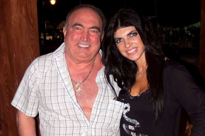 Teresa Giudice And Joe Gorga Pressed Pause On Their Social Distancing To Honor Their Late Dad In A Memorial - Here's Why!