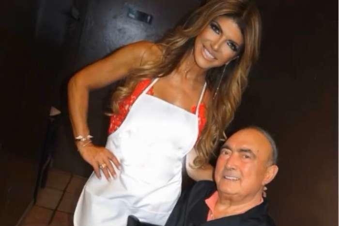 Teresa Giudice & Family Say Goodbye To Her Dad, Giacinto Gorga, At Emotional Funeral Service