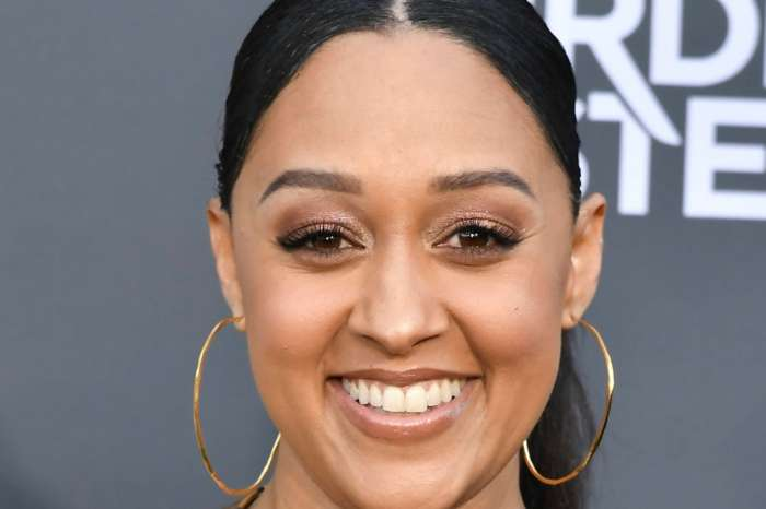 Tia Mowry Shares Dreamy Bathing Suit Photo With Some Food For Thoughts