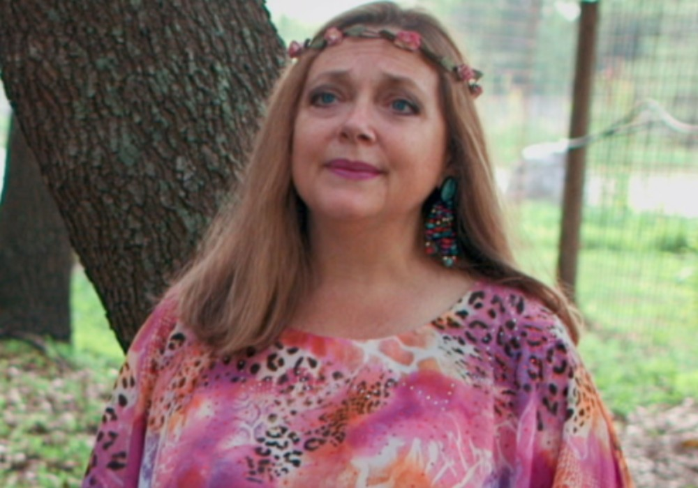 Tiger King Star Carole Baskin Addresses Fan Theory That She 'Put Her Husband In A Meat Grinder'