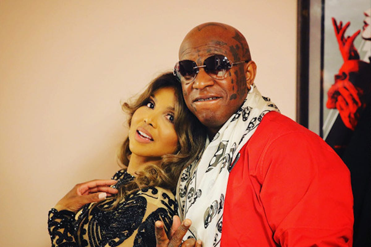 Toni Braxton Poses With Birdman And Fans Are Happy To See Them Together