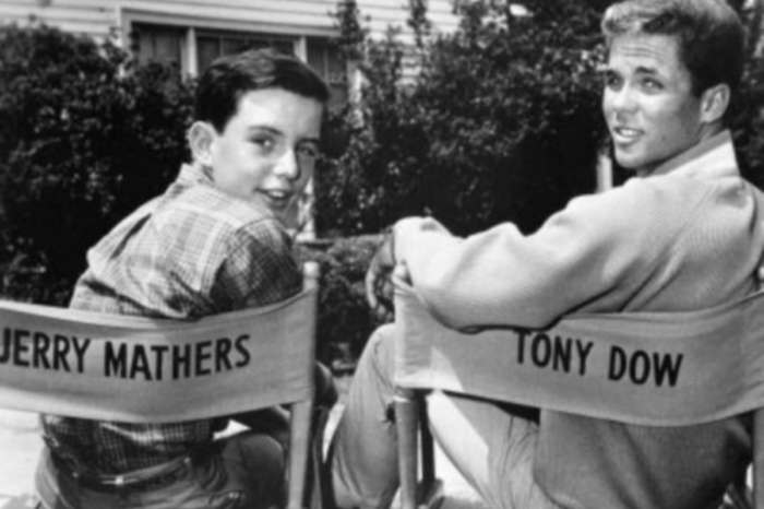 Tony Dow, Who Played Wally Cleaver On Leave It To Beaver, Is 75-Years-Old Today — Happy Birthday!