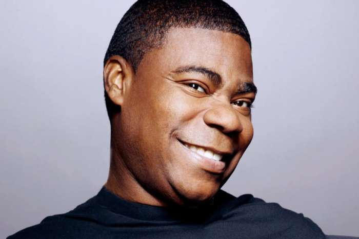 Tracy Morgan Slams Show Business - Says He Can't Wait To Hug People Again