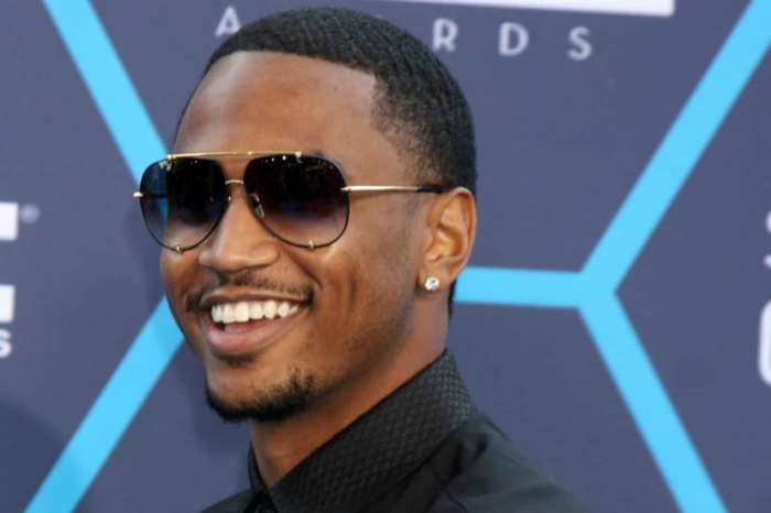 Trey Songz Shares The First Photos Of His Stunning Baby Mama And Fans Are In Love