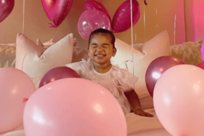 Khloe Kardashian Is Planning A Second Birthday Party For True Thompson After The Coronavirus Lockdown Ends