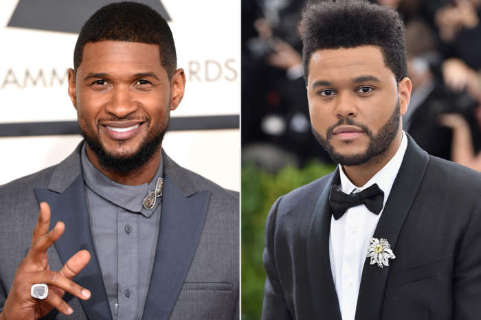 The Weeknd Clarifies His Usher Comments As The R&B Veteran Starts 'Climax' Challenge -- Plus Diplo Chimes In