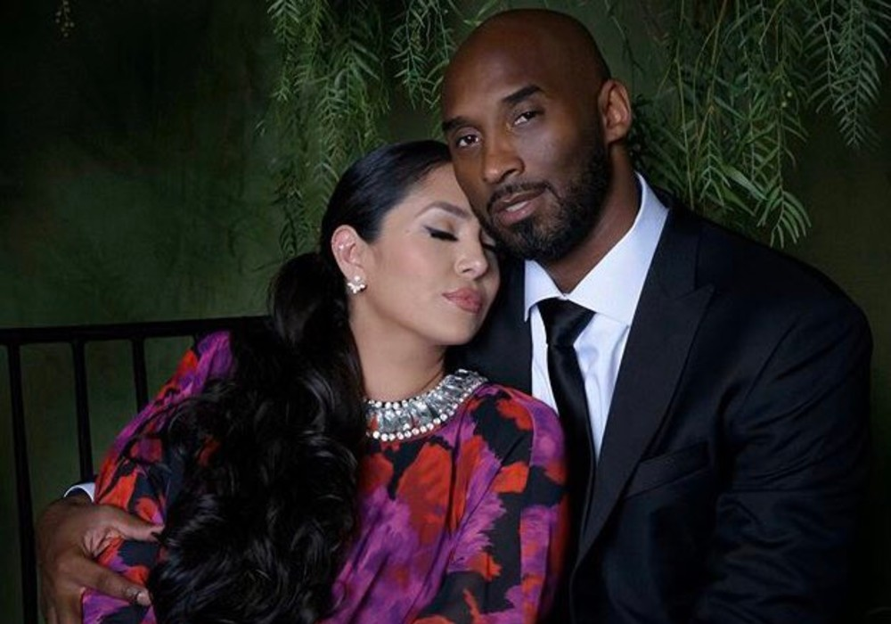 Vanessa Bryant Celebrates Her 19th Wedding Anniversary With Kobe Alone, As Lakers Send Her A Bouquet Of Roses