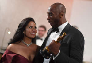 Vanessa Bryant Praises New Book Detailing The Legacy Of Kobe Bryant