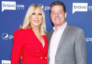 Vicki Gunvalson Postpones Her Wedding To Steve Lodge Amid Covid-19 Pandemic