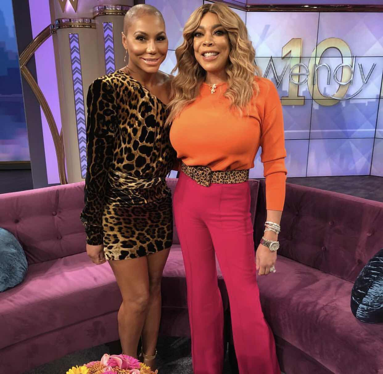 Tamar Braxton Tells Wendy Williams That She Would Love To Marry David Adefeso - Check Out The Video