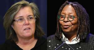 Rosie O'Donnell Says She Has No Intention Of Returning To 'The View' As Long As Whoopi Goldberg In Still On The Panel!