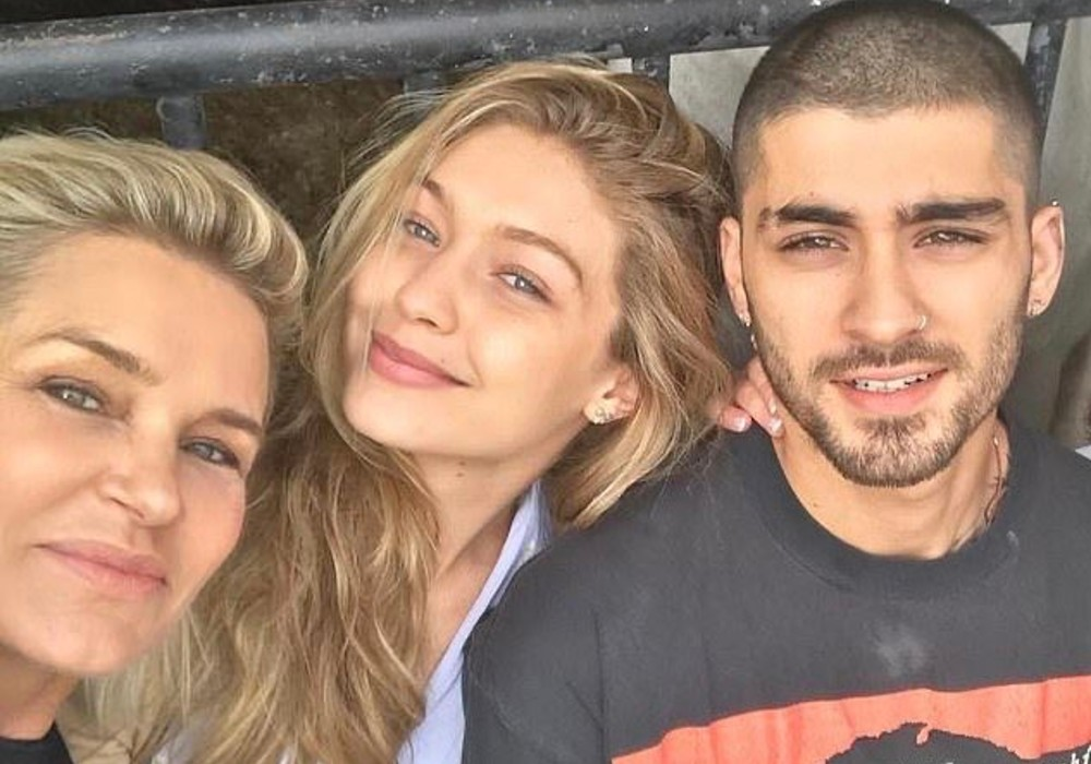 Yolanda Hadid Confirms That Daughter Gigi Is Expecting Her First Child With Zayn Malik