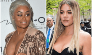 KUWK: Blac Chyna Posts About Wanting To Fight Khloe Kardashian And Fans Are Confused!