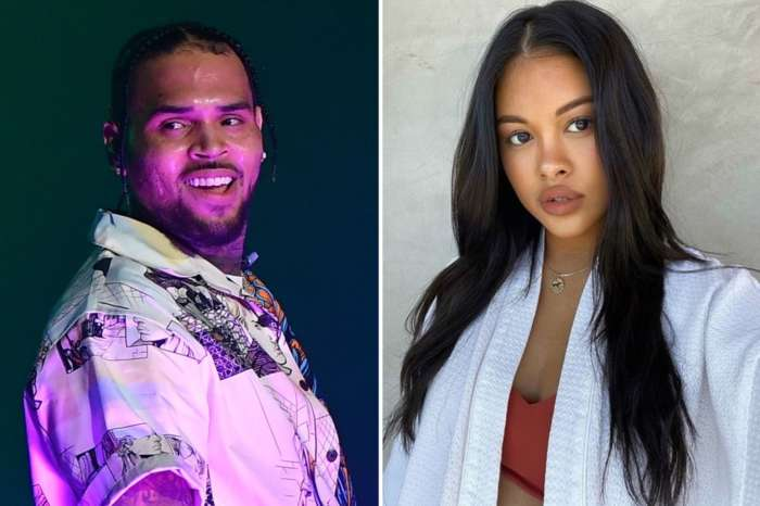 Chris Brown Shows Love For His Baby Mama, Ammika Harris Following The Recent Karrueche Episode