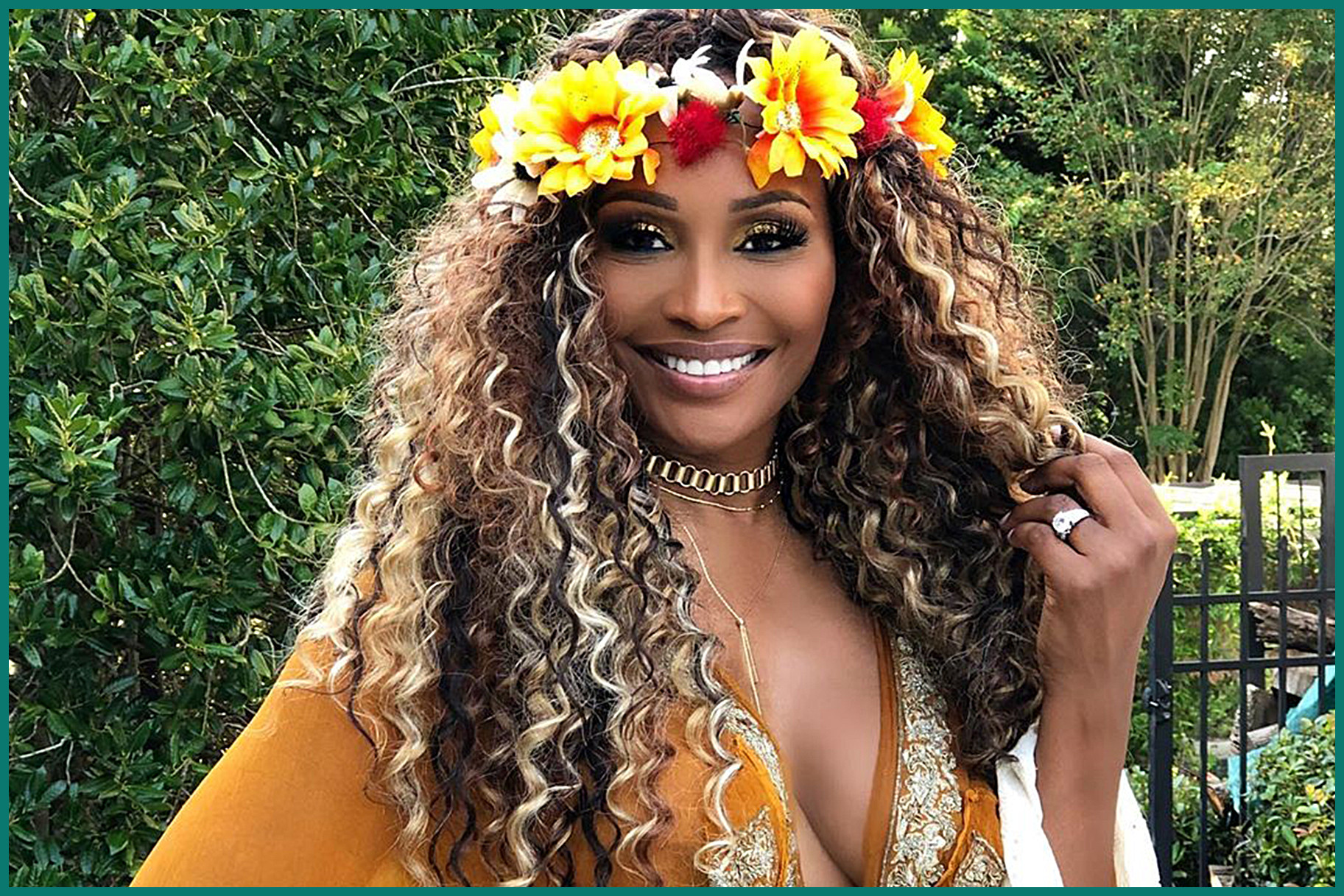 Cynthia Bailey Shares Some Positive Vibes With Her Fans - Check Out The Message She Posted