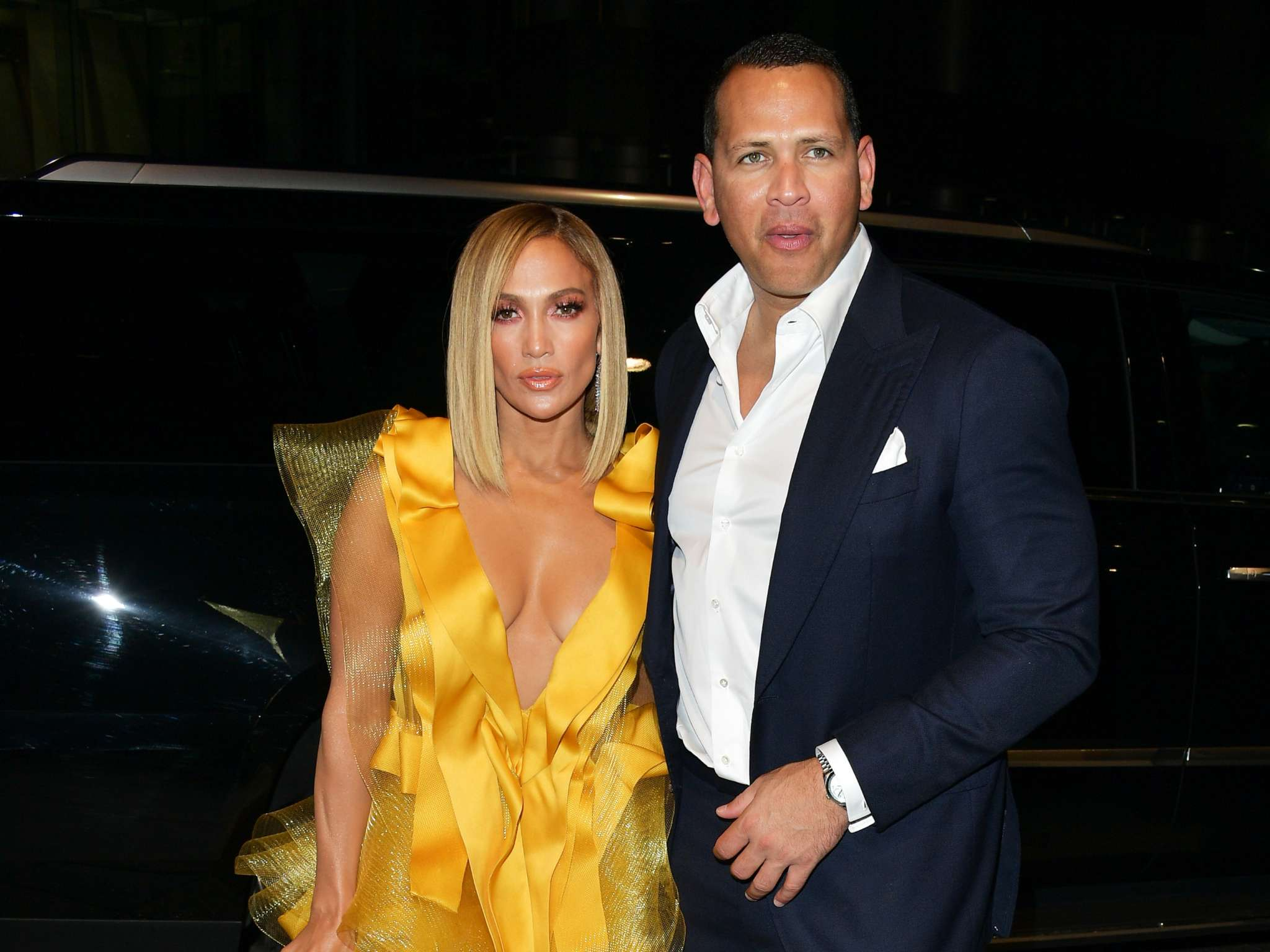 Jennifer Lopez And Alex Rodriguez Are Repotedly Planning To Buy The NY Mets