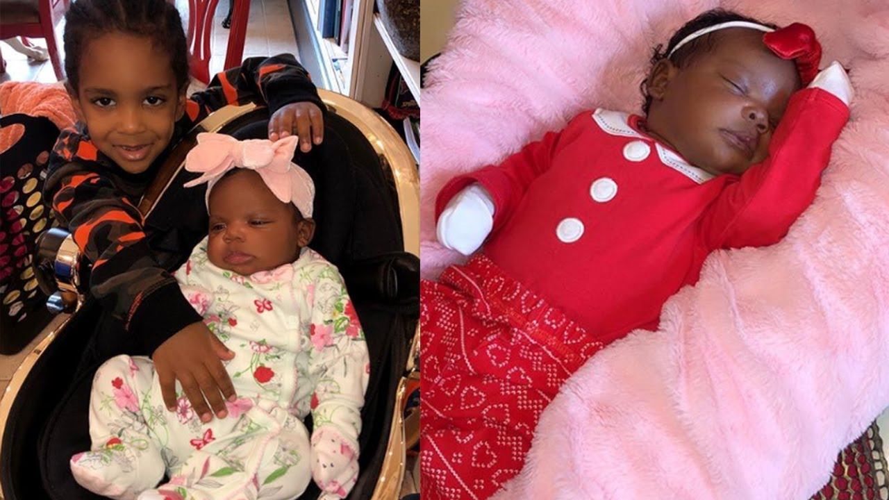 Kandi Burruss' Daughter, Blaze Tucker Is Always Smiling! Check Out Her Recent Pics - People Say The Baby Girl Is Twinning With Her Mom