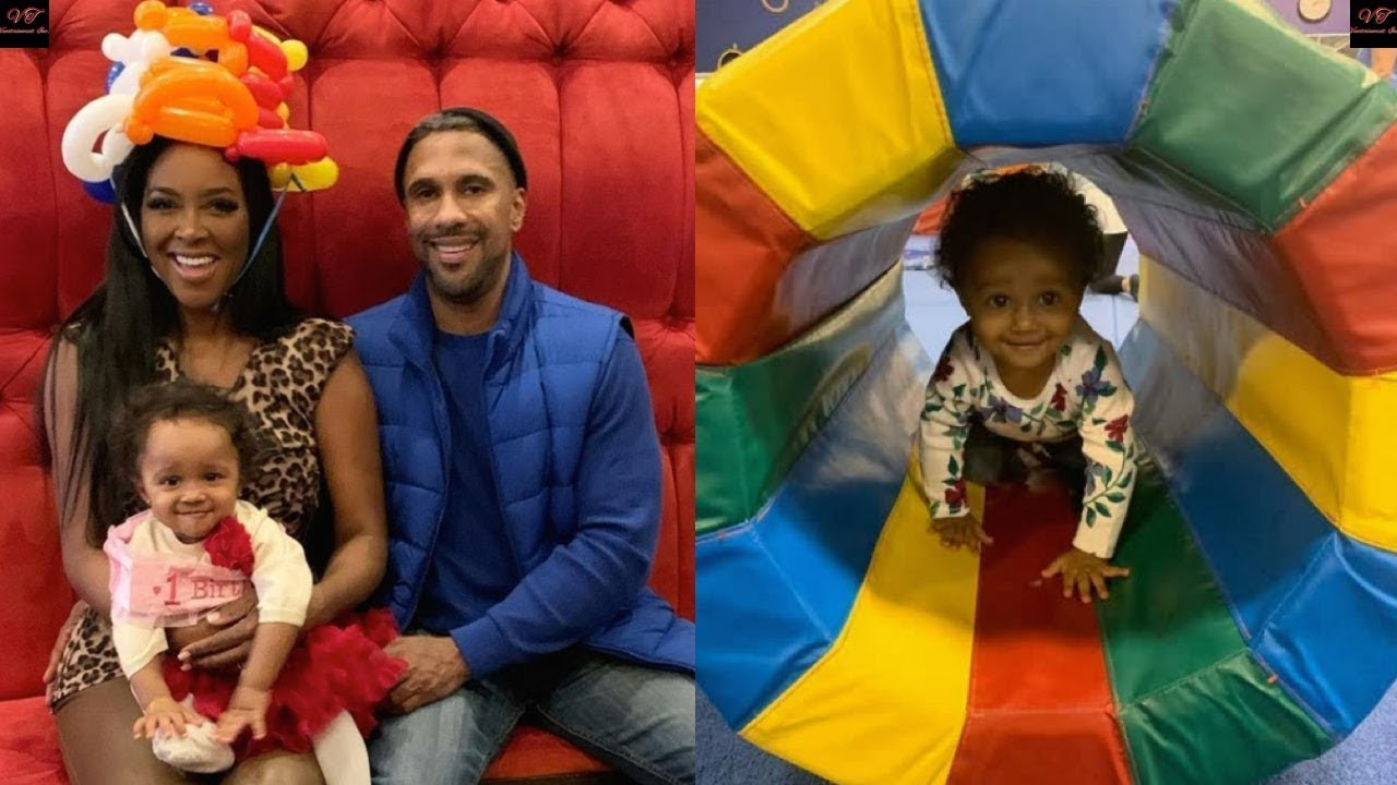 Kenya Moore's Latest Posts Featuring Brooklyn Daly Show Fans How Smart The Baby Girl Is