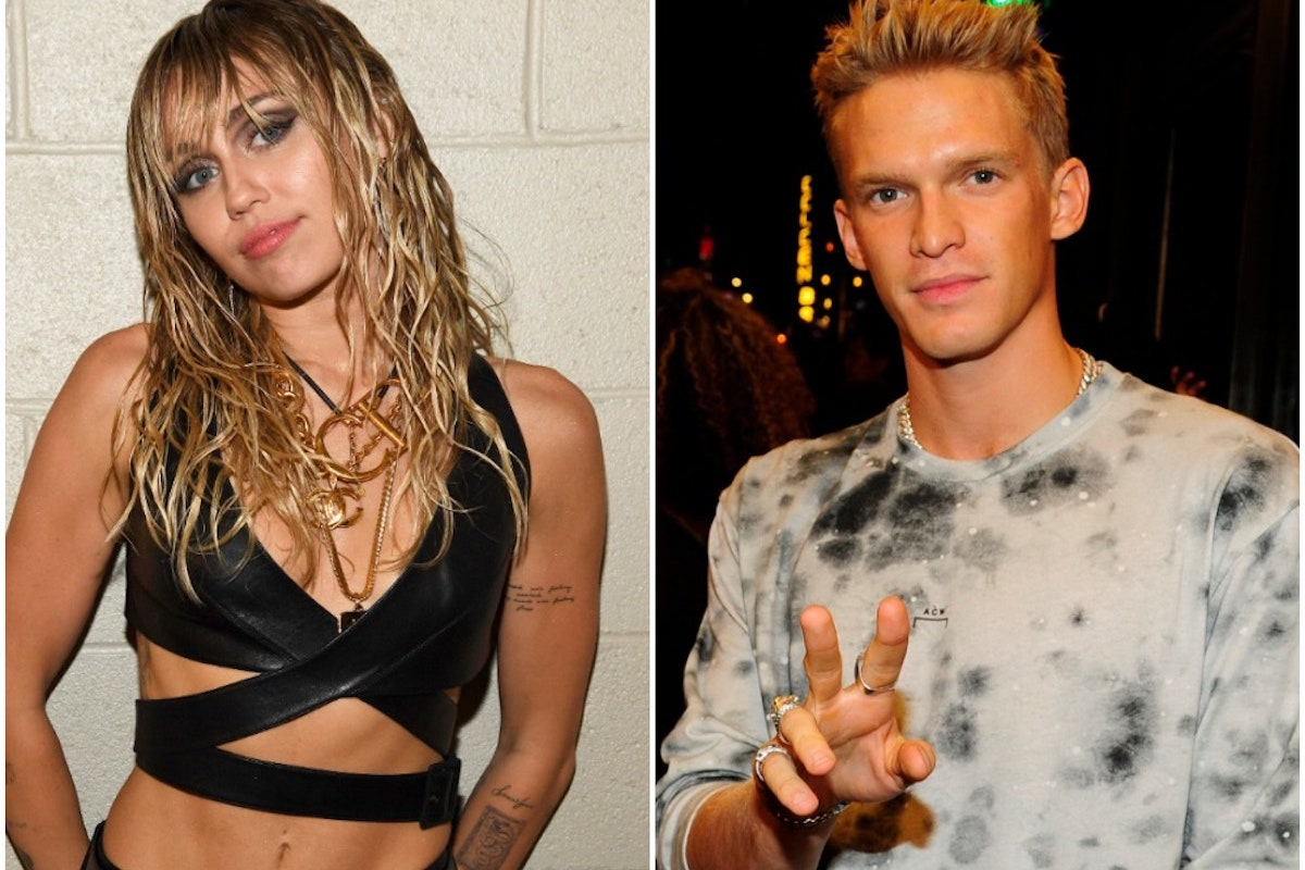 Cody Simpson Gushes Over 'Wonderful Inspiration' Miley Cyrus And Talks Marriage Strategies!