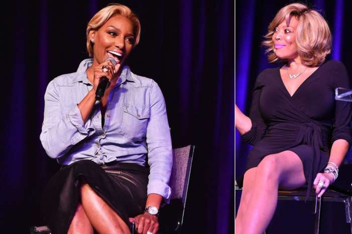 NeNe Leakes Proclaims Herself The 'Heavy Weight Champion'