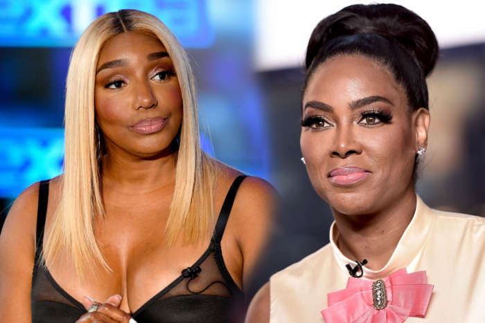 Kenya Moore Quotes Maya Angelou While Explaining Why She Won't Make Amends With Nene Leakes