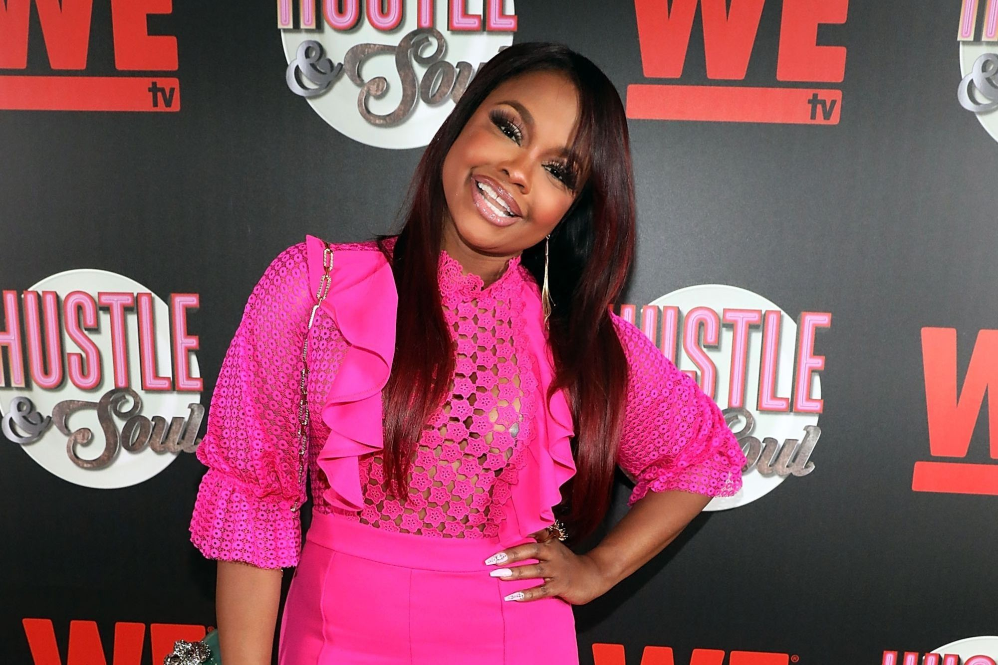 Phaedra Parks Has A Message For Wisconsin: 'Shame On You!'