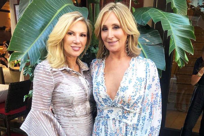 Sonja Morgan Throws Shade At RHONY Co-Star Ramona Singer