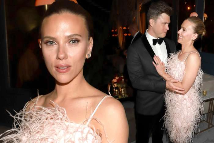 Scarlett Johansson Gushes Over Fiancé Colin Jost And Opens Up About What First Drew Her To Him!