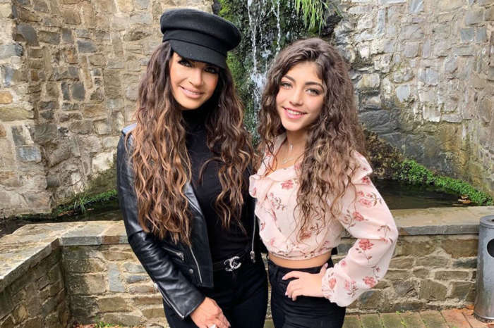 Teresa Giudice Looks Like The Spitting Image Of Her Teen Daughter Milania In Throwback Family Photos!