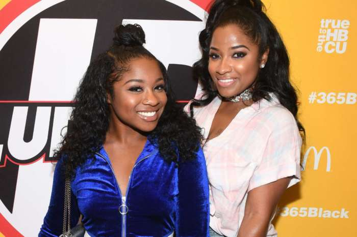 Toya Johnson Recalls The Promo For Her And Reginae Carter's First Book - Check Out The Book Sale!