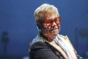 Elton John Announces $1 Million Donation To A Coronavirus Relief Fund