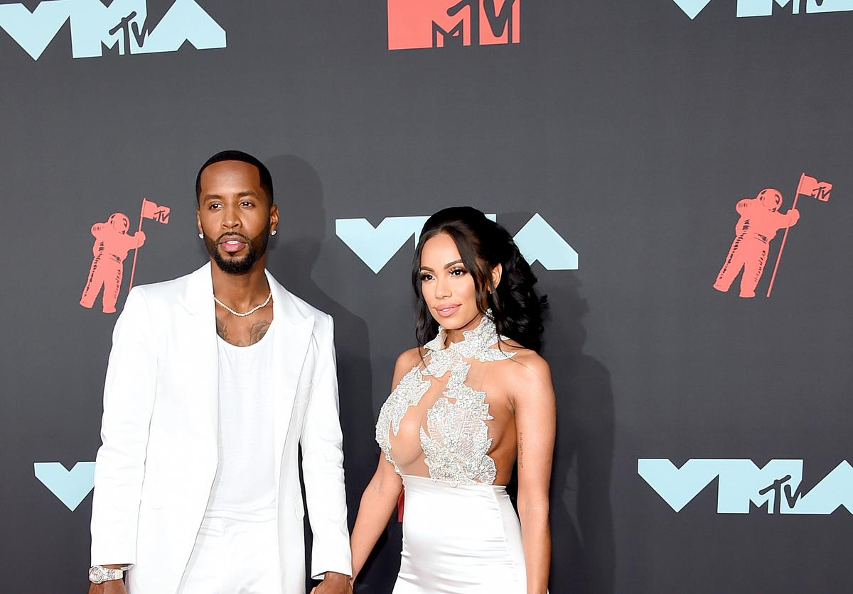 Erica Mena Makes Fans Happy With This Photo Including Her And Safaree's Baby Girl