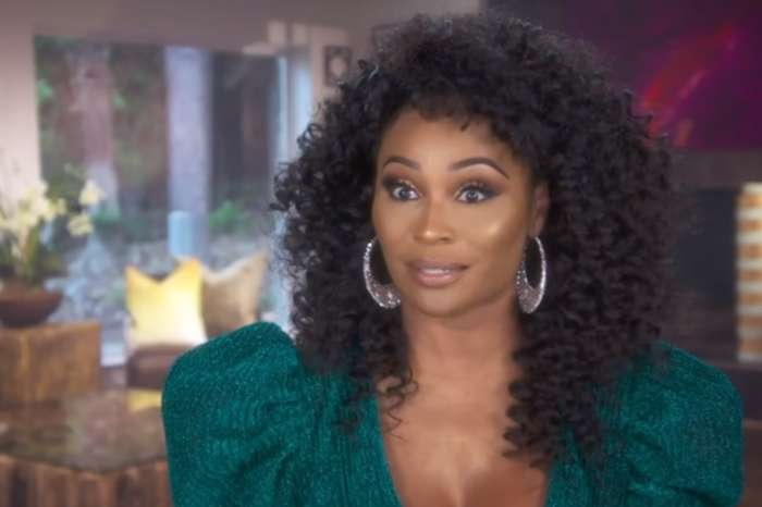 Cynthia Bailey Impresses Fans With A Throwback Photo To The Modeling Days