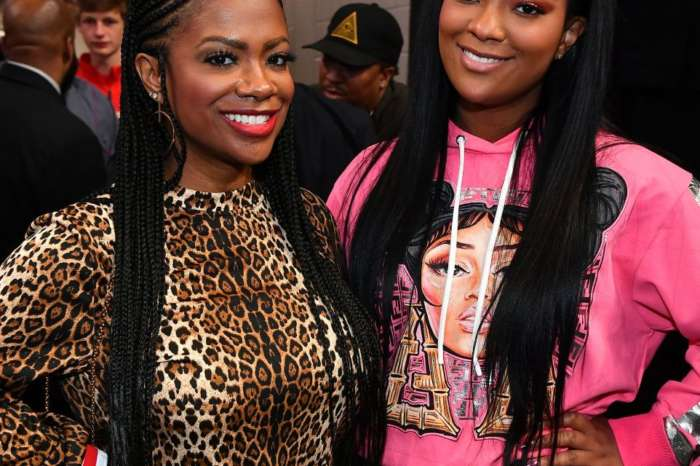 Kandi Burruss' Daughter, Riley Burruss Flaunts Her New, Fresh Look While Supporting Everyone Who Is Saving Lives These Days