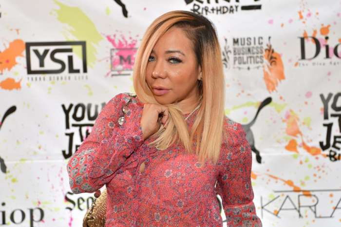 Tiny Harris Has Fans Praising Her Dance Moves - Check Out Her Lyrica Anderson's Challenge